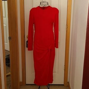 A Perfect Vintage 80's Holiday/Valentines Dress